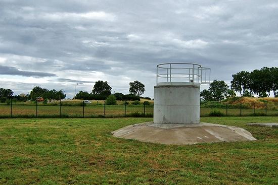 Captage de la Barandonne à Pont-St-Esprit (30), ayant fait l'objet d'un rapport préalable à l'avis de l'hydrogéologue agréé dans le cadre de la procédure de DUP