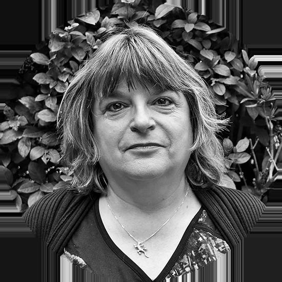 Chantal Ronflard, Secrétaire